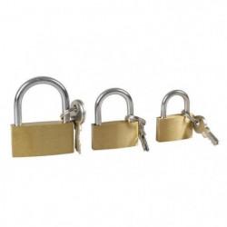 COGEX Lot de 3 cadenas 25 - 30 - 40 mm