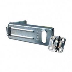 MASTERLOCK Porte-cadenas moraillon acier 11,5cm