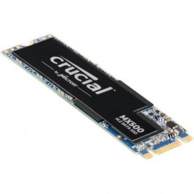 CRUCIAL SSD MX500 500Go - M.2 type 2280