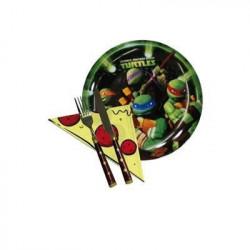 Set pizza Tortue Ninja