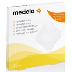 MEDELA Boîte de 4 Compresses hydrogel