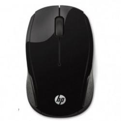 HP Souris Wireless 200 X6W31AA - Noir