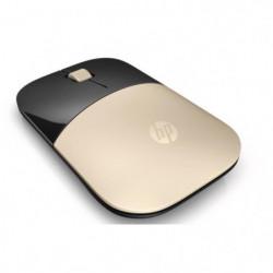 HP Souris Wireless Z3700 X7Q43AA - Doré