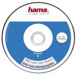 HAMA 00048496 DVD de nettoyage pour tete de lecture Laser