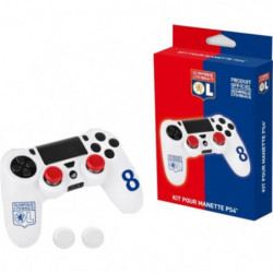 Kit pour manette PS4 Subsonic blanc OL n°8