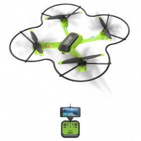 SILVERLIT - Drone  Spy Racer Wifi 2,4 Ghz
