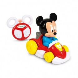 CLEMENTONI Disney Baby  - Voiture Radiocommandée Mickey - Je