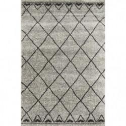 TOUAREG Tapis de couloir style berbere - 60 x 110 cm - 100%
