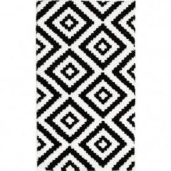 TAVLA Tapis de couloir moderne - 50  x  80 cm - 100% polypro 87075