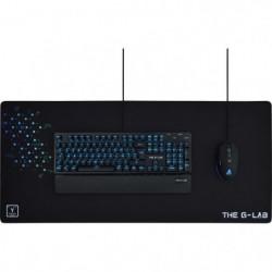 THE G-LAB Tapis de souris Gaming XXL 900x400x4mm avec gomme