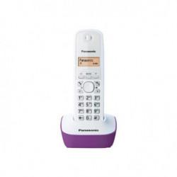 Panasonic KX-TG1611FRF Solo Téléphone Sans Fil Sans Répondeu