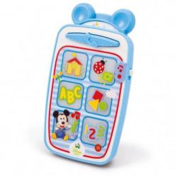 CLEMENTONI Disney Baby  - Smartphone Mickey - Jeu d'éveil