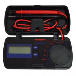 TIBELEC Testeur digital de poche - 5 fonctions