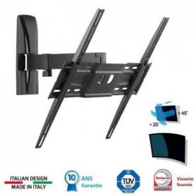 MELICONI 400 SR Support TV mural orientable Slim