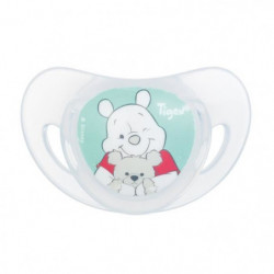 TIGEX Winnie 2 Sucettes Physiologiques Silicone +6m