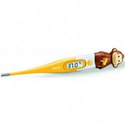 BEURER Thermometre Bébé Basic Singe 14,4 x 2,7 x 1,8 cm