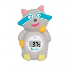 BADABULLE Thermometre de bain Racoon