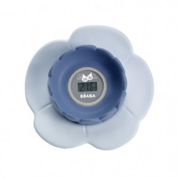 "BEABA Thermometre de bain ""Lotus"" grey/blue"