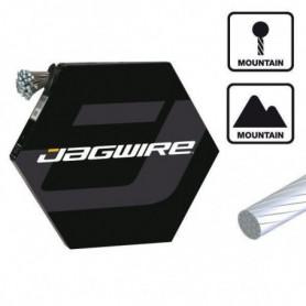 JAGWIRE Lot de 100 cbles de frein galvanisé Slick