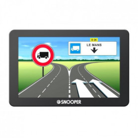 "SNOOPER GPS Poids Lourds Truckmate 6600 Ecran 7"""