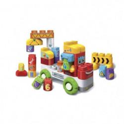 VTECH - Bla Bla Blocks - Mon Camion 1,2,3 Interactif - Blocs