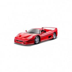 BBURAGO Véhicule Bburago Ferrari en métal F50 a l'échelle 1/