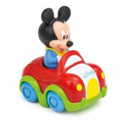 CLEMENTONI Disney Baby  - Voiture Musicale Mickey - Jeu d'év