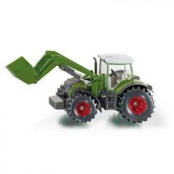SIKU Tracteur Fendt avec Chargeur Frontal Echelle 1/50eme