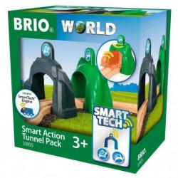 BRIO World - Smart Tech - 33935 - Lot De 2 Portiques Intelli