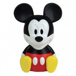 Fun House Disney Mickey veilleuse 3D 13cm