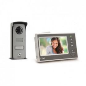 """EXTEL Visiophone 4,3"""" Mini sans fil mains libres"""