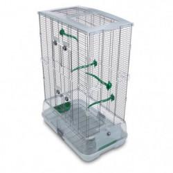 M02 cage pour oiseaux 61x38x88 cm