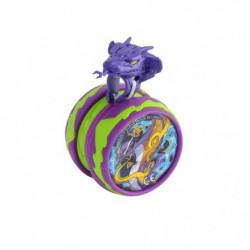 BLAZING TEAM Yo-yo Guerrier des Créatures Niveau 1 - Evil Se