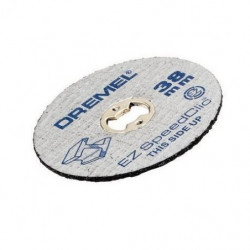 DREMEL 12 disques a métaux EZ Speedclic 38mm