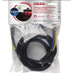 WPRO CAB360/1 Câble Electrique 1.45m (- 5750 watts)
