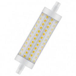 OSRAM Ampoule crayon LED 118 mm R7S 15 W équivalent a 125 W
