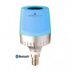 AWOX LIGHT SLmC-B3 Ampoule LED musicale bluetooth culot E14
