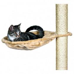TRIXIE Nid XL pour arbre à chat ø 45 cm beige peluche