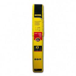 STANLEY 460840  Lot de 50 électrodes rutiles acier - Ø 4 mm