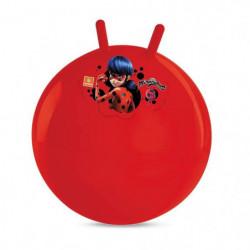 MIRACULOUS - Ballon Sauteur - 50 cm - Jeu de Plein Air