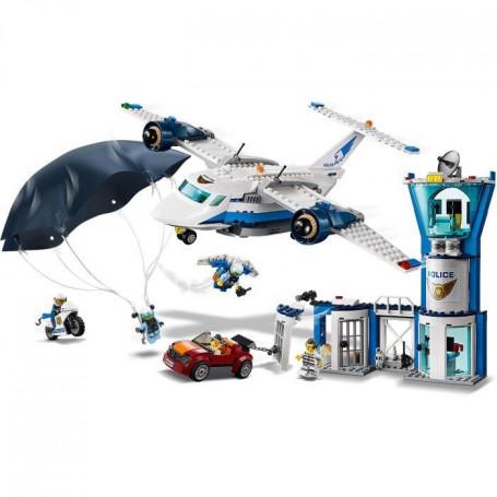 Lego city accessoires-remorque embrayages-en Noir 2 complet