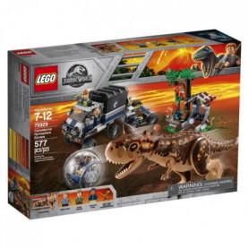LEGO Jurassic World? 75929 La Fuite De Carnotaurus