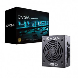 Alimentation Super Nova 450 W 80+ Gold - Entierement Modulaire