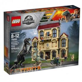 LEGO Jurassic World? 75930 La Fureur De Indoraptor