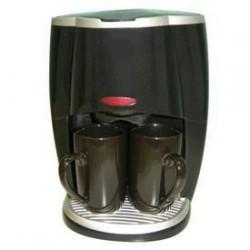 Cafetiere filtre sans verseuse - Noir