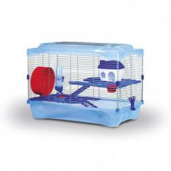 KERBL Cage Kleo 42 pour hamster - 58x32x42cm