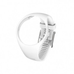 POLAR Bracelet pour Montre M200 - Blanc - Taille M/L