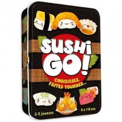 ASMODEE - Sushi Go ! - Jeu de société