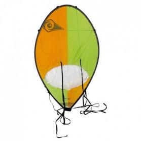 BIC SPORT Voile Pro pour Kayak - Orange et Vert