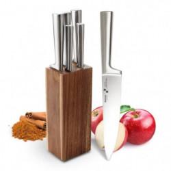 BACKEN 200603 - Bloc Couteaux de cuisine 6 pieces